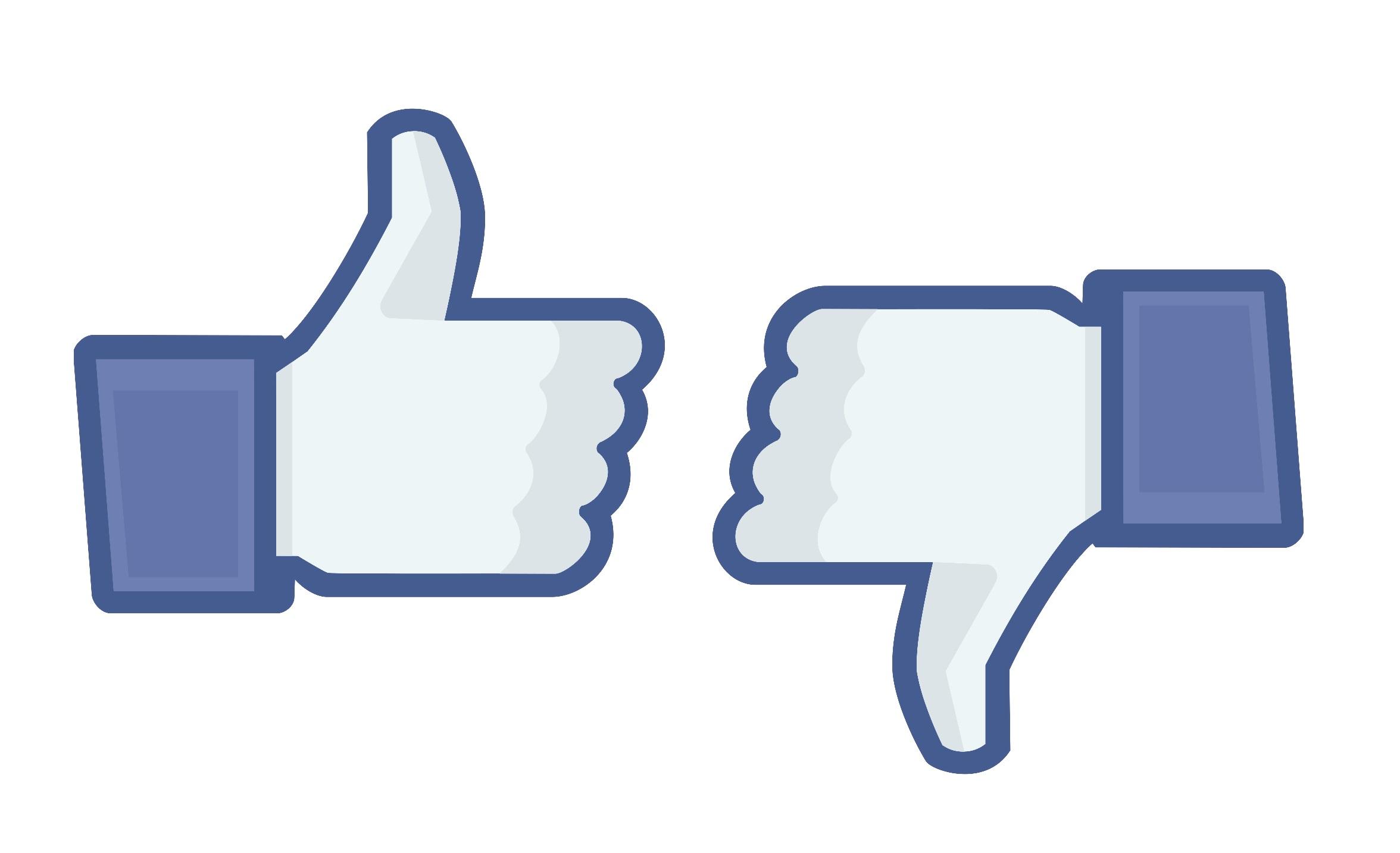Facebook Finally Add A Dislike Feature