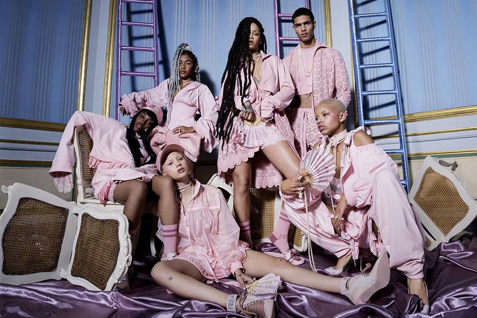 Rihanna Announces FENTY PUMA SS17 Footwear Release