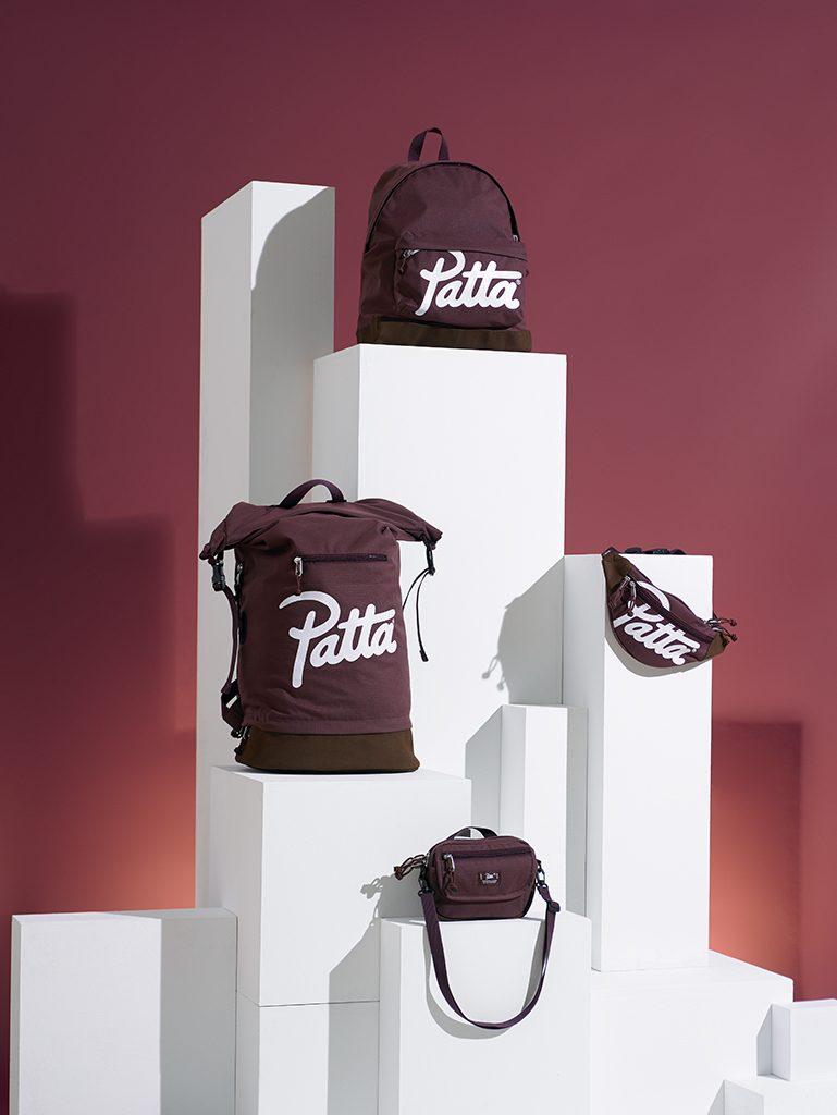 Patta's Spring/Summer 2017 Luggage Range