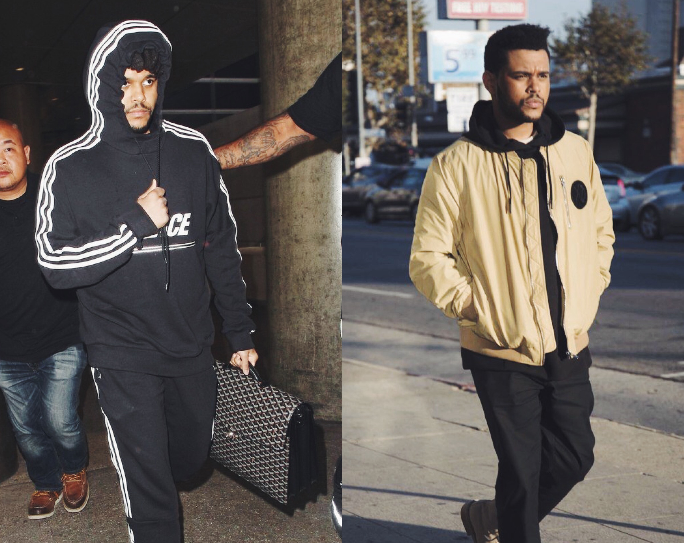 PAUSE Highlights: The Weeknd's Best Looks