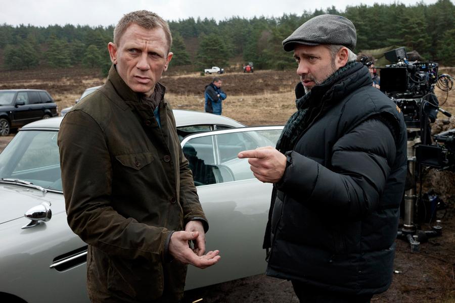 Top Five James Bond Outfits