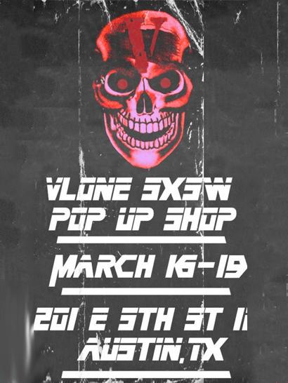 A$AP Bari Just Announced VLONE SXSW Pop-Up Shop