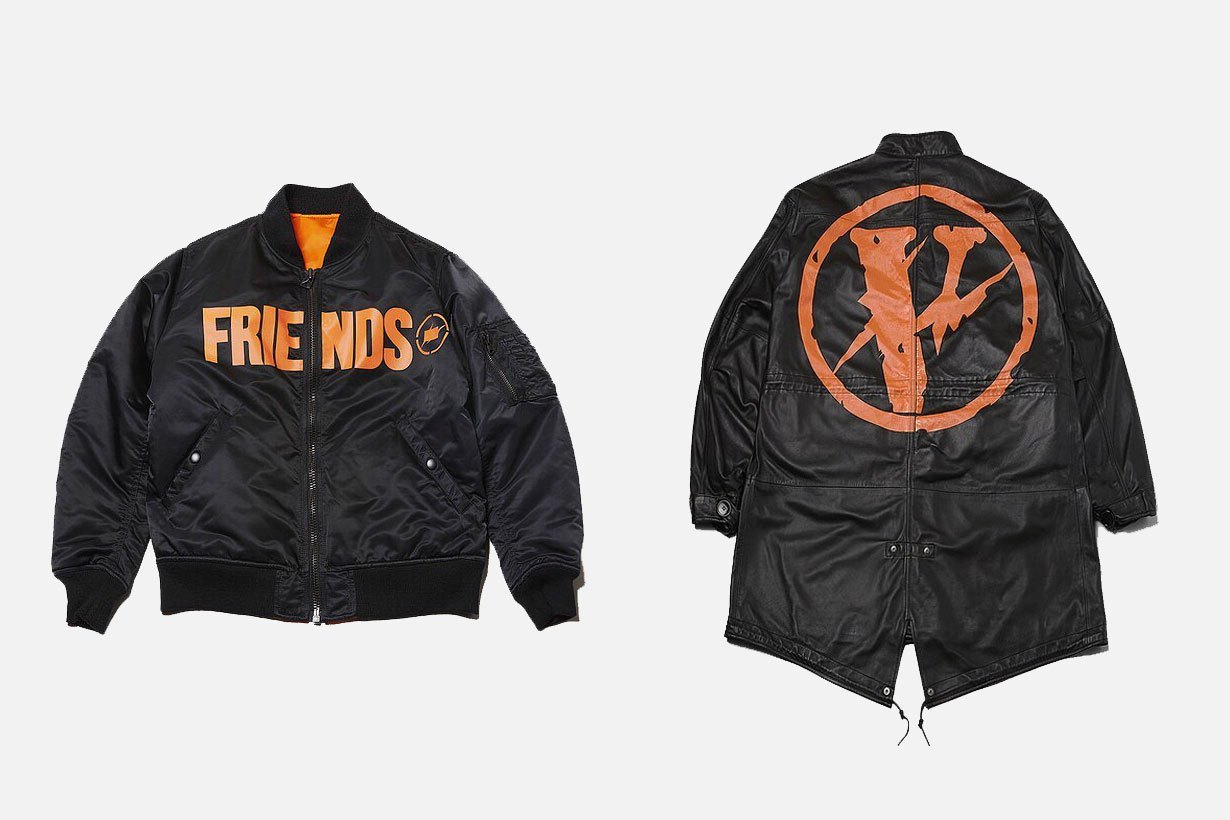 VLONE x fragment design To Release Capsule Collection At THE PARK · ING GINZA