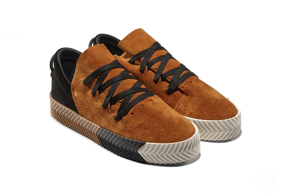 adidas Originals x Alexander Wang Skate Sneaker Collection