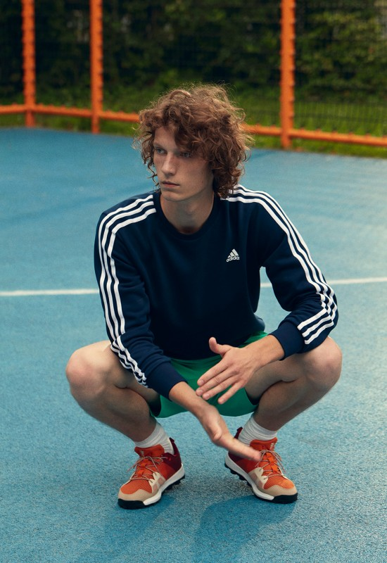 adidas Highlights 70's Berlin-Inspired Sportswear Collection