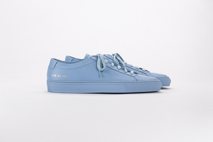 Common Projects Spring/Summer 2017 Sneaker Collection