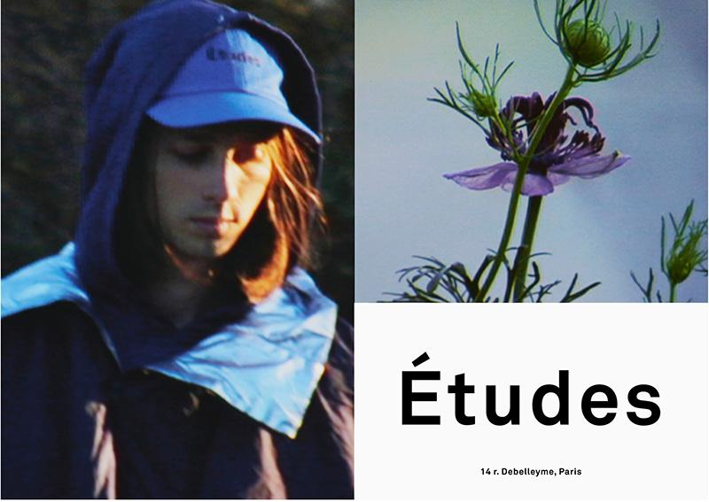 Études Spring/Summer 2017 Campaign