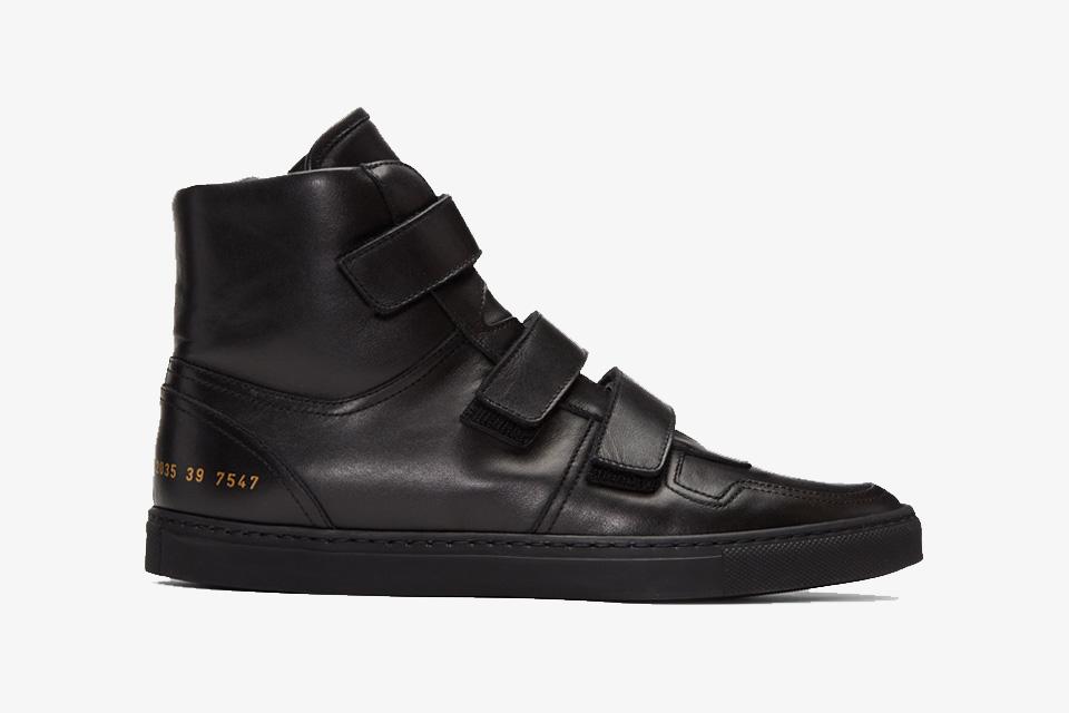 Robert Geller x Common Projects Sneaker Collaboration