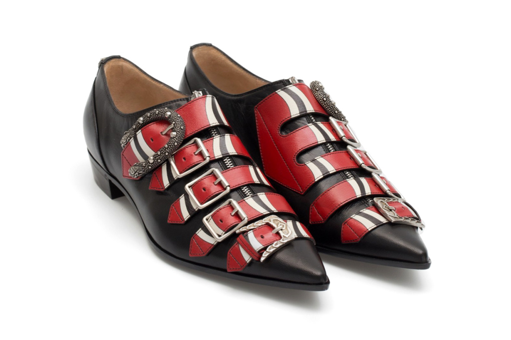 PAUSE or Skip: Gucci Baroque Buckle Shoe