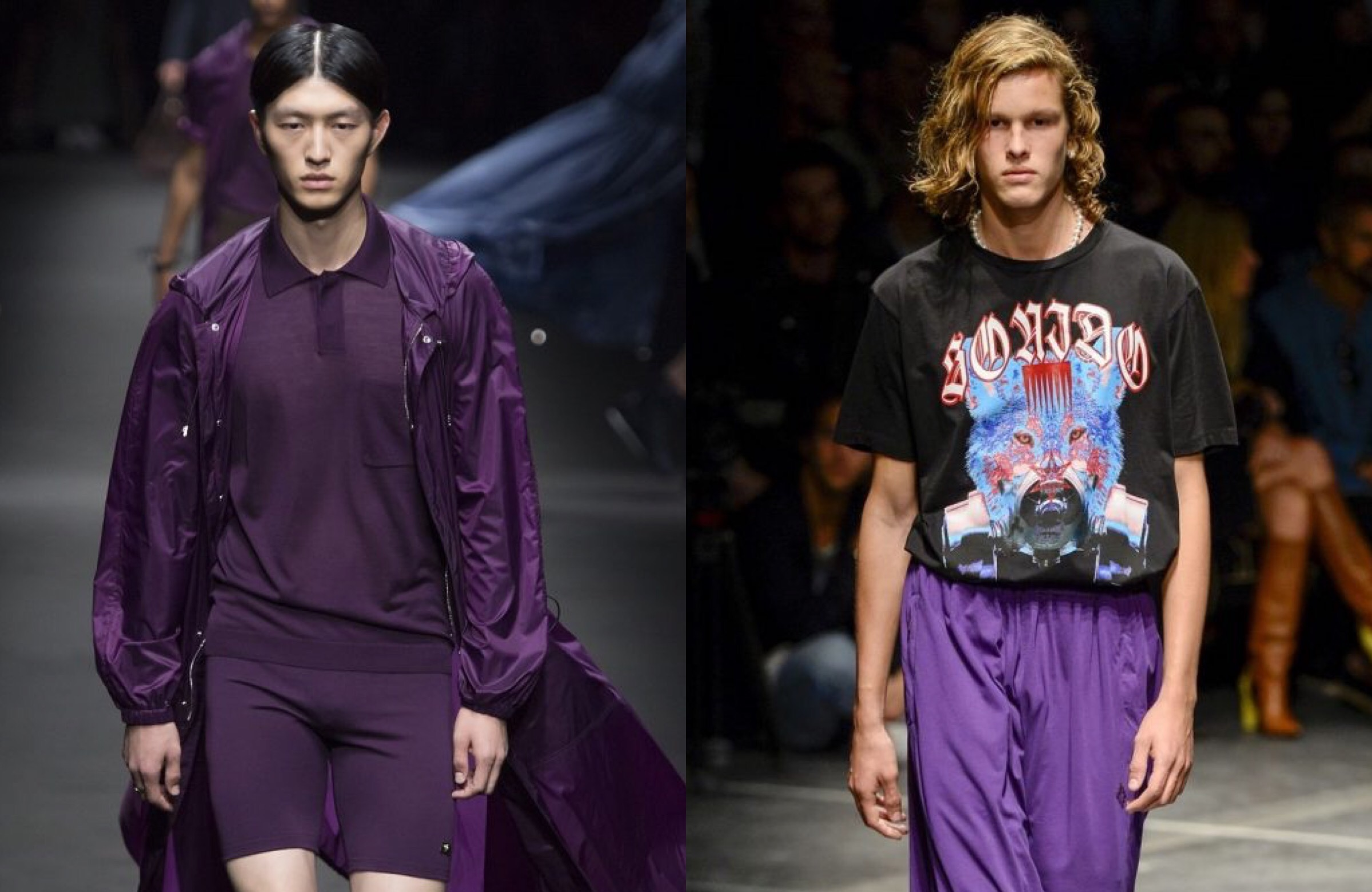 Trend Watch: Think Purple and Get Pinked