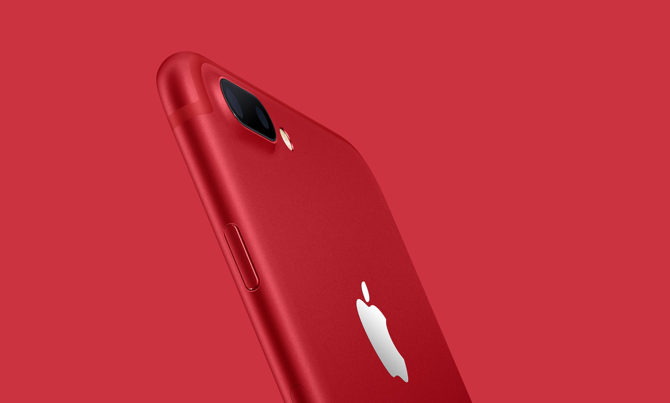 Apple Release New (RED) iPhone 7