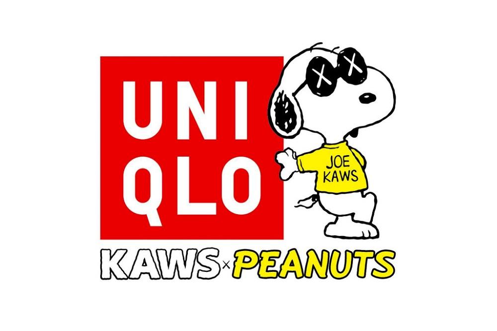 KAWS x Uniqlo Peanuts Collection