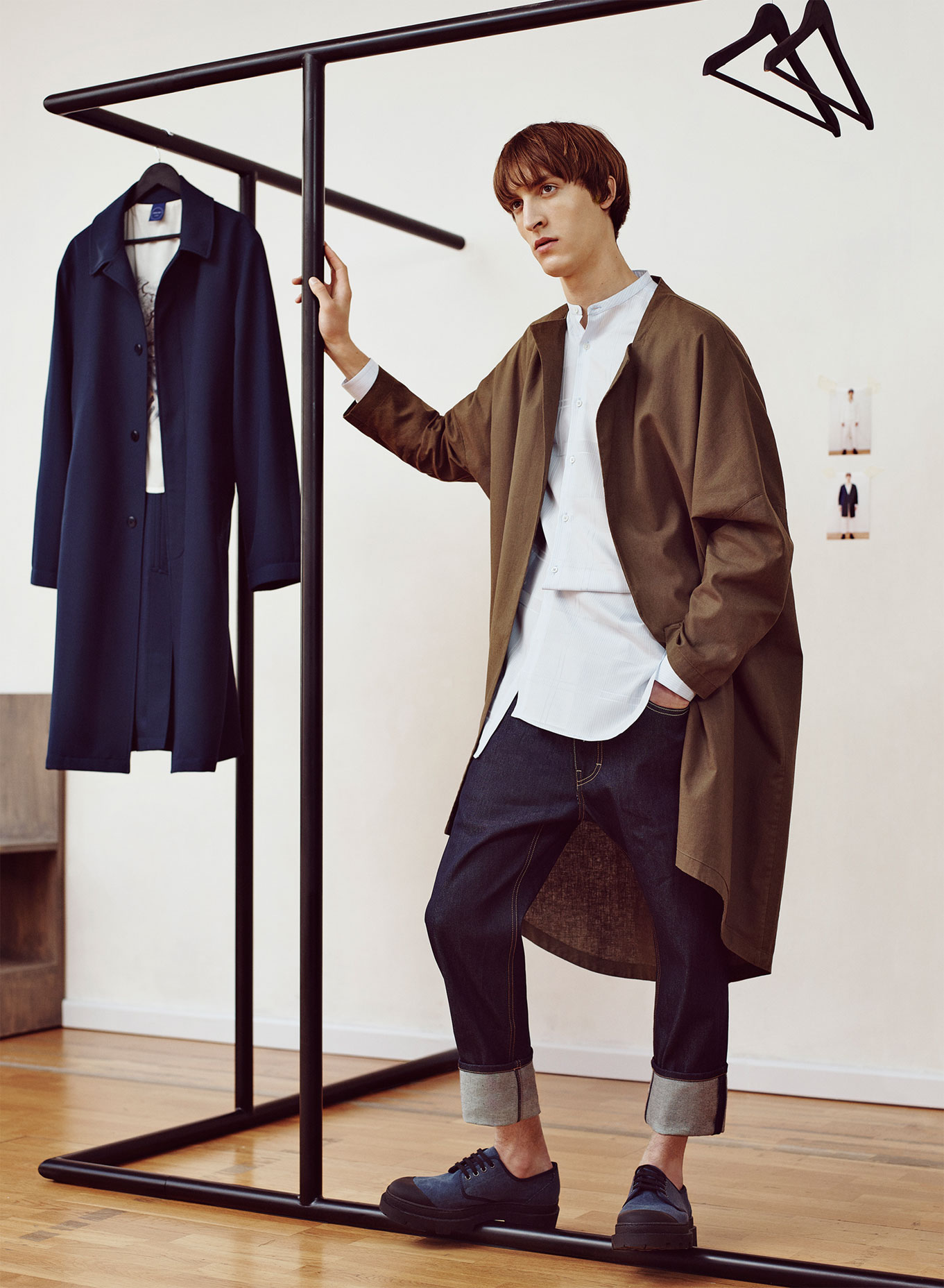 Zara Launches Its SS17 Studio Collection