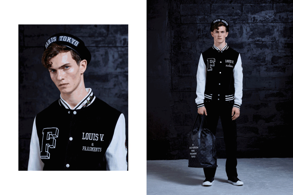 fragment design x Louis Vuitton Lookbook