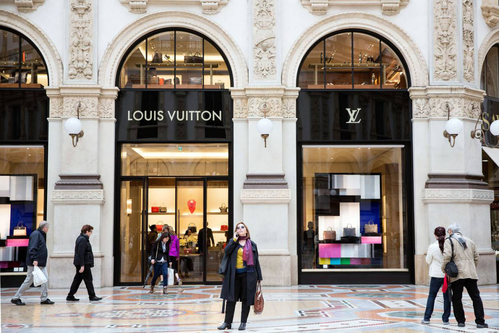 LVMH Will Reportedly Launch Its Own E-Commerce Site