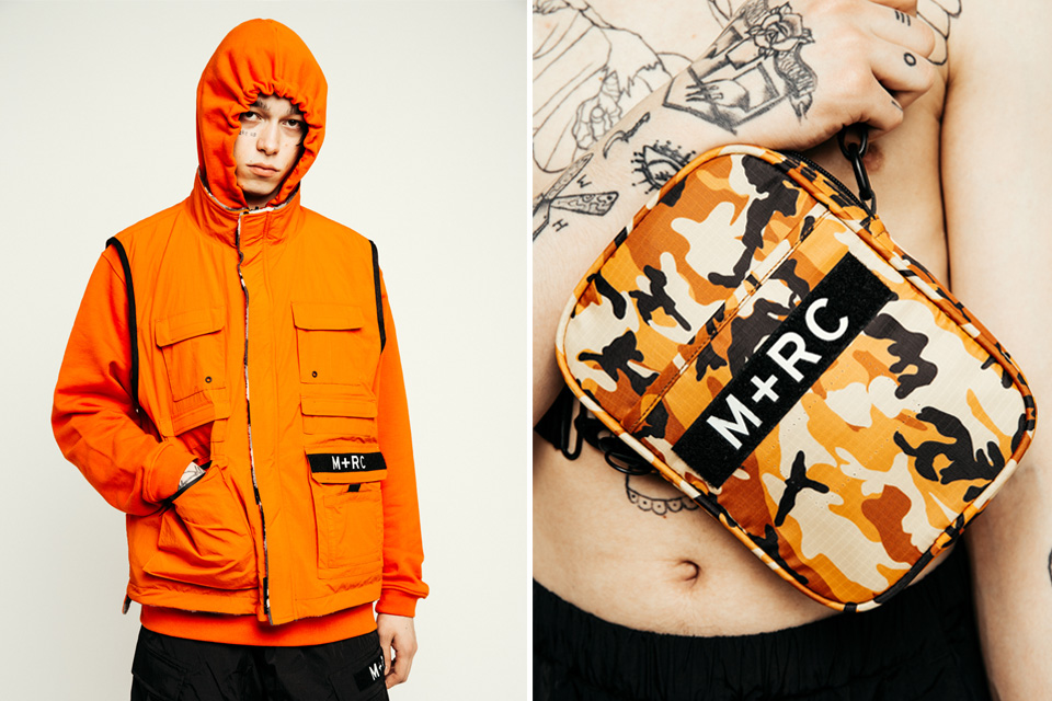 M+RC NOIR Spring/Summer 2017 Collection