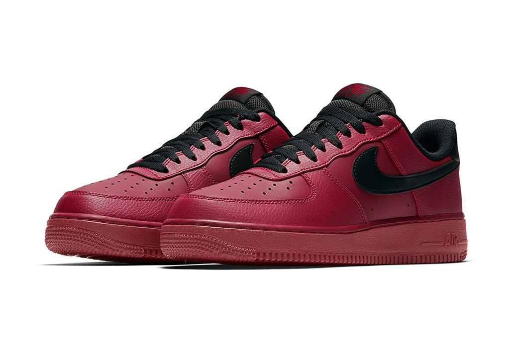 A New Colour way for Nikes Air Force 1
