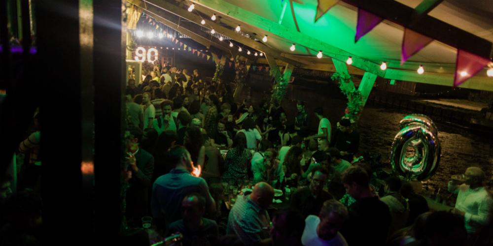 Number 90 Bar & Kitchen Celebrate Birthday Weekend