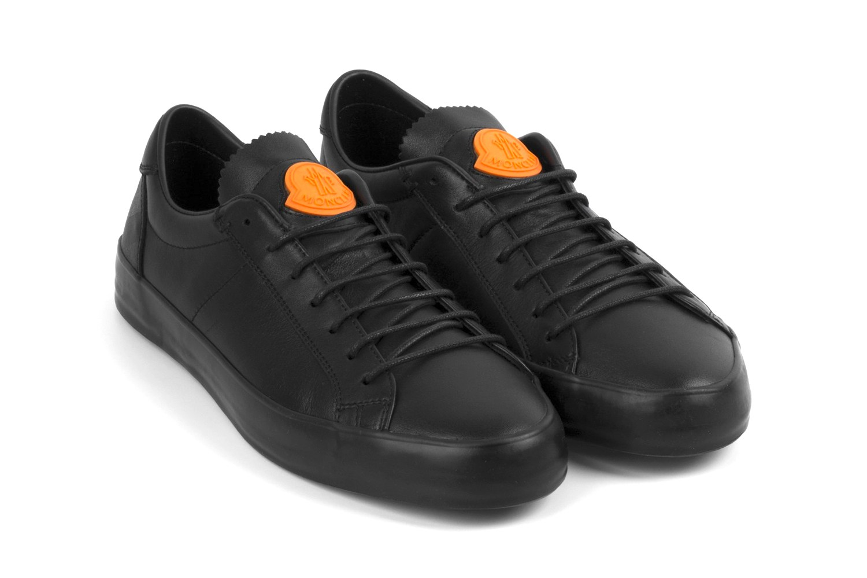 Moncler x Off-white Black Swan Sneaker