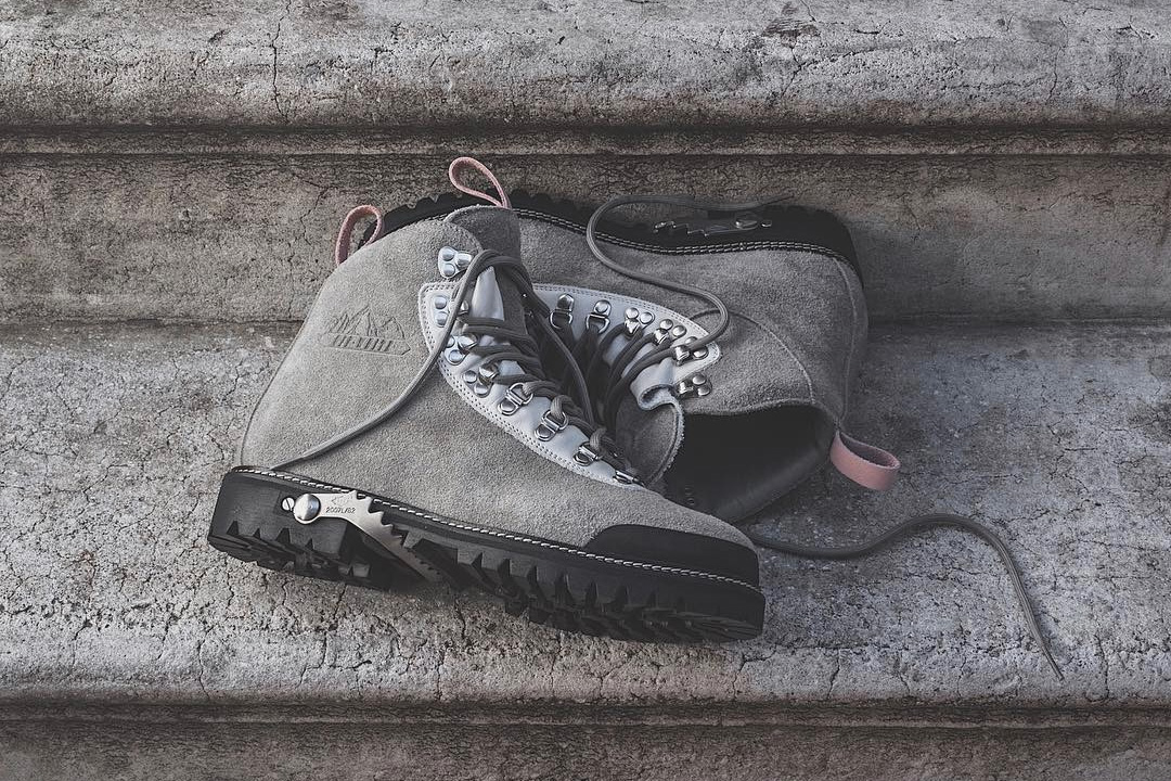 Ronnie Fieg x OFF-WHITE Boot Images Finally Surface