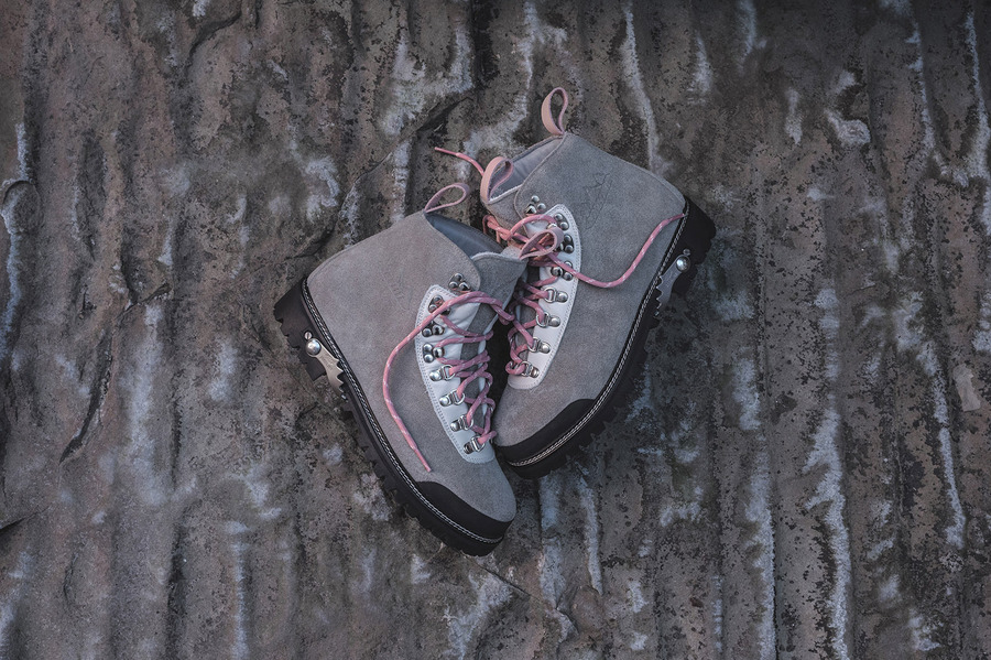 "Ronnie Fieg & OFF-WHITE's Hiking Boot Fulfils The ""OFF-PALETTE"" Collaboration"