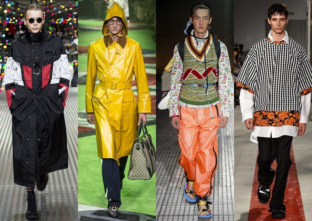 Spring/Summer 2017 Menswear Trends