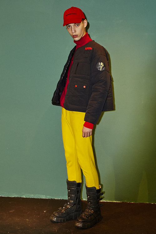 SUB-AGE. Fall/Winter 2017 Collection