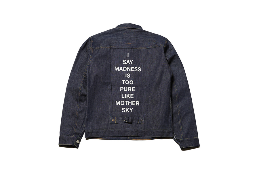 UNDERCOVER x Levi's Collaboration Adds Personalized Denim Jackets