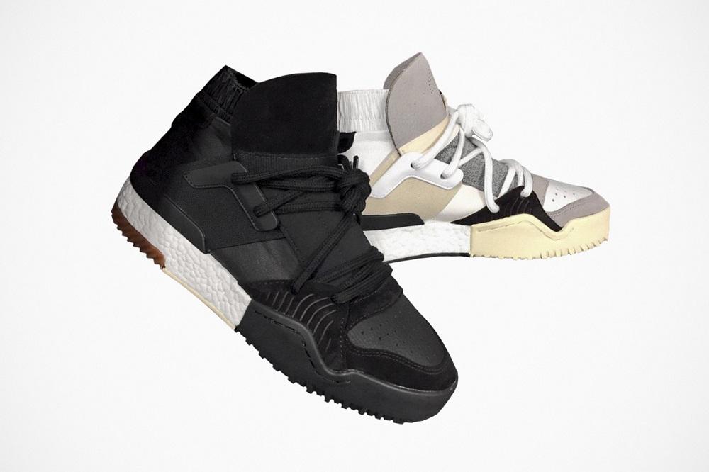 A Closer Look at Alexander Wang x adidas Originals AW BBall Sneaker