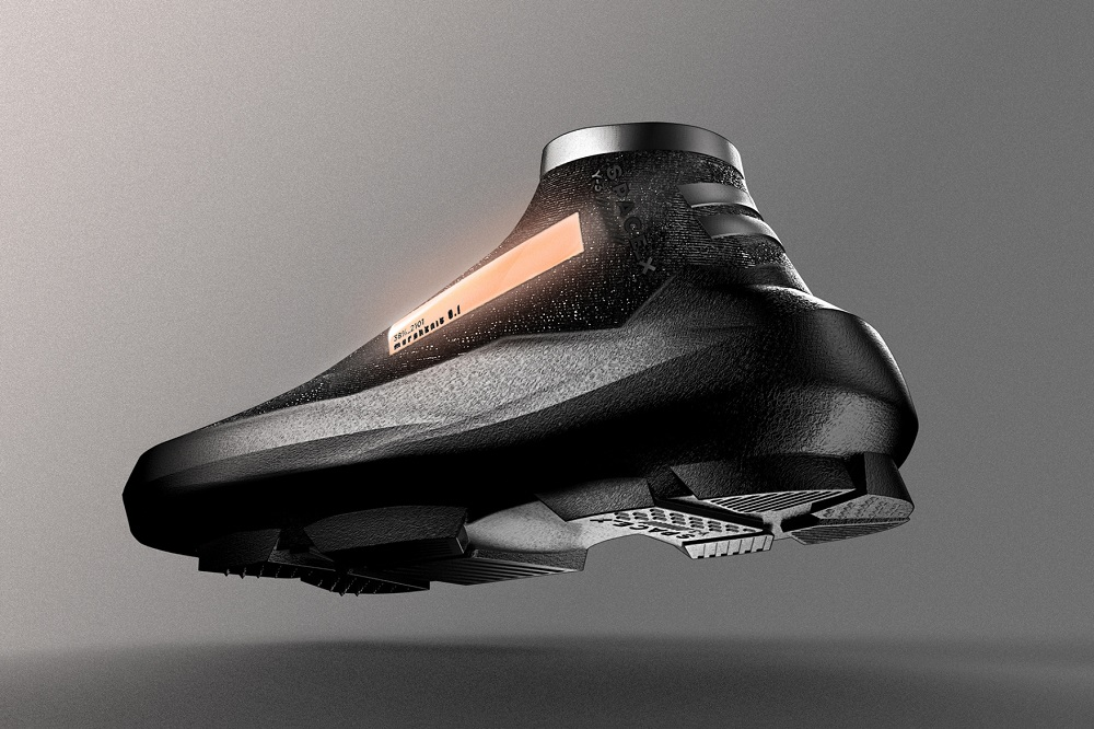 The Y-3 x SpaceX Concept for Space Tourists