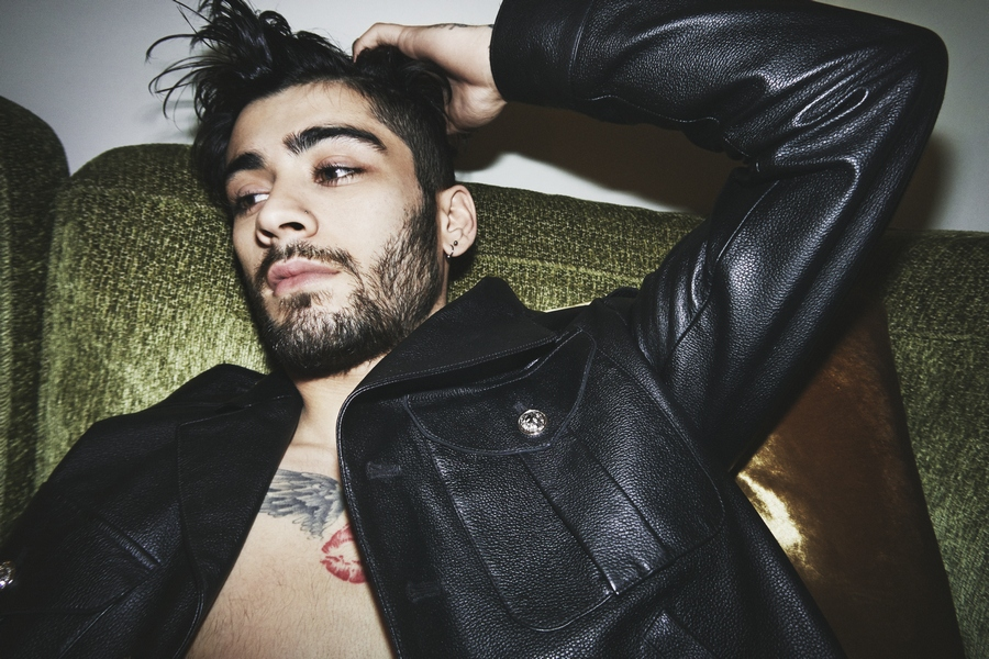 Zayn Malik to Star in Versus Versace Campaign Shot by Gigi Hadid