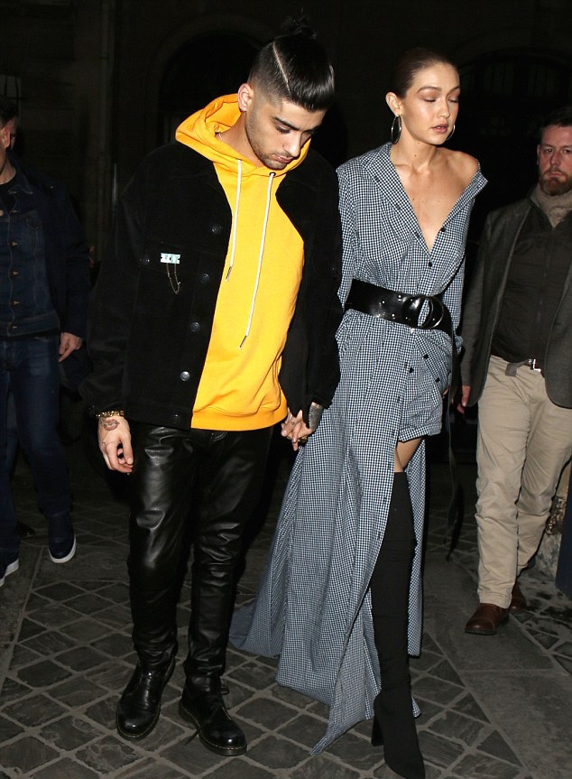 SPOTTED: Zayn Malik In Rochambeau Jacket and Dr. Martens Boots