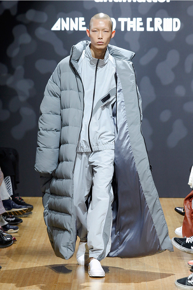 SFW: ANTIMATTER Fall/Winter 2017 Collection