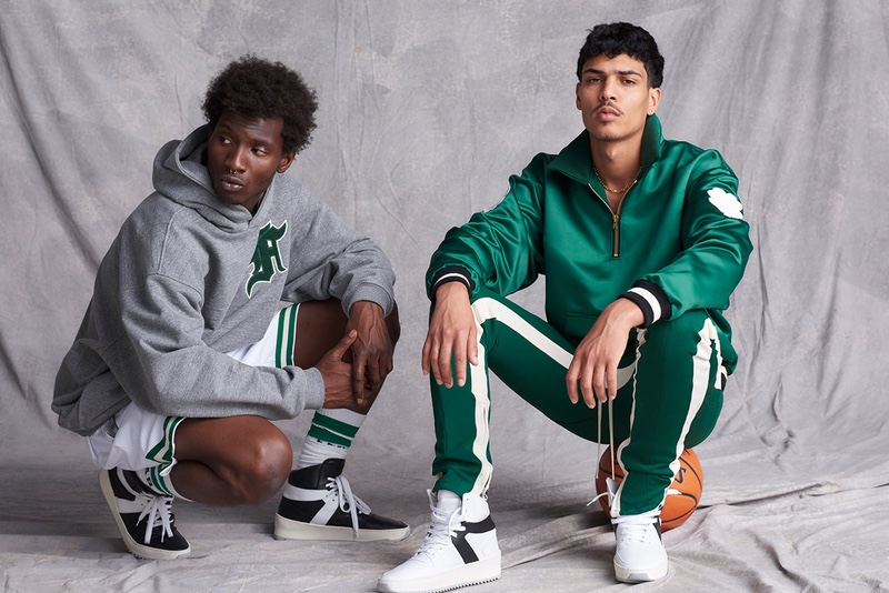 Fear of God Tributes Boston Celtics For Its 1987 Collection