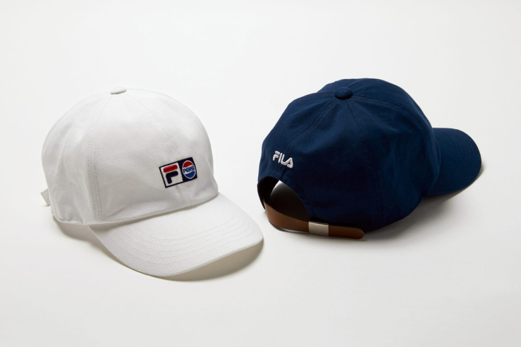FILA And Pepsi Announce Collaborative Capsule Clothing Collection