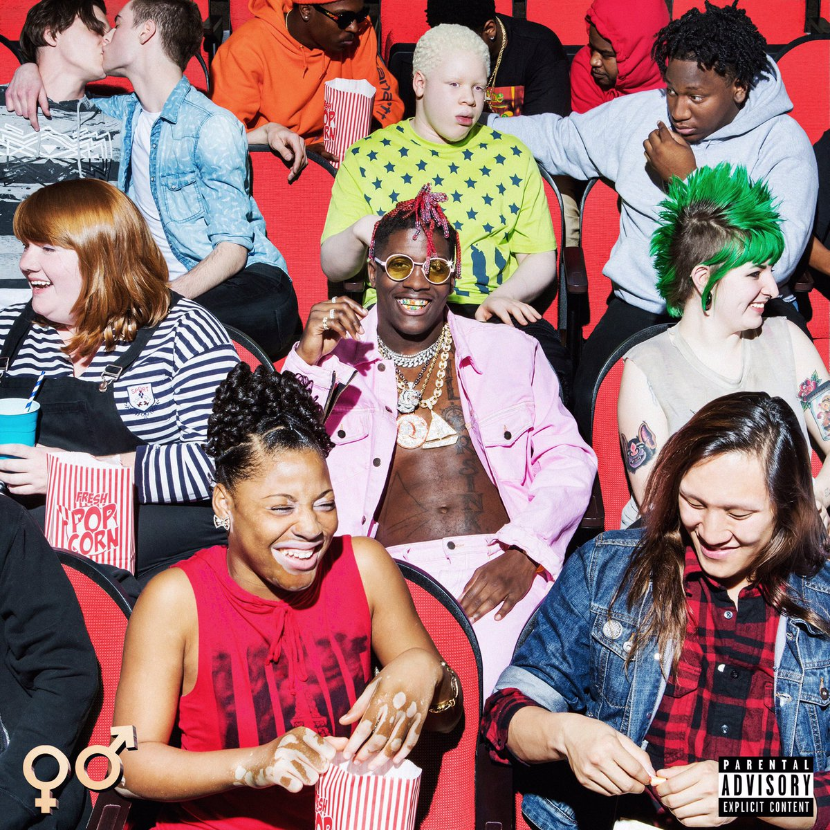 Lil Yachty's New Album Cover Captures Diversity