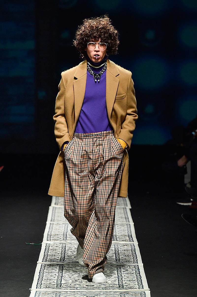 Münn FW17 At Seoul Fashion Week