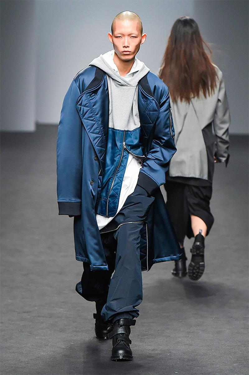 Moohong FW17 Collection At Seoul Fashion Week