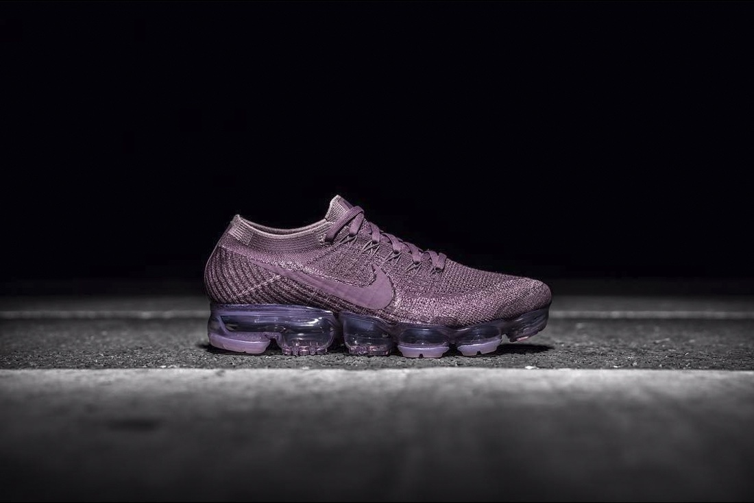 "Sneaker Watch: Nike Air VaporMax ""Violet Dust"""