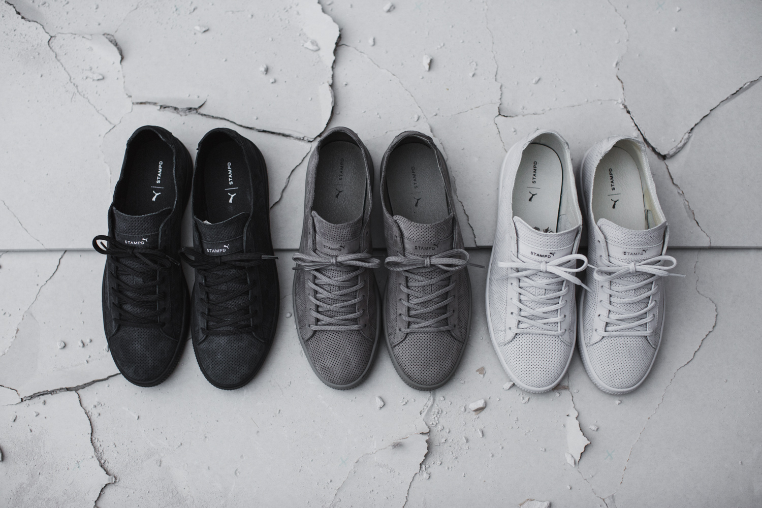"""Stampd x PUMA """"96 Hours"""" Summer Collection"""