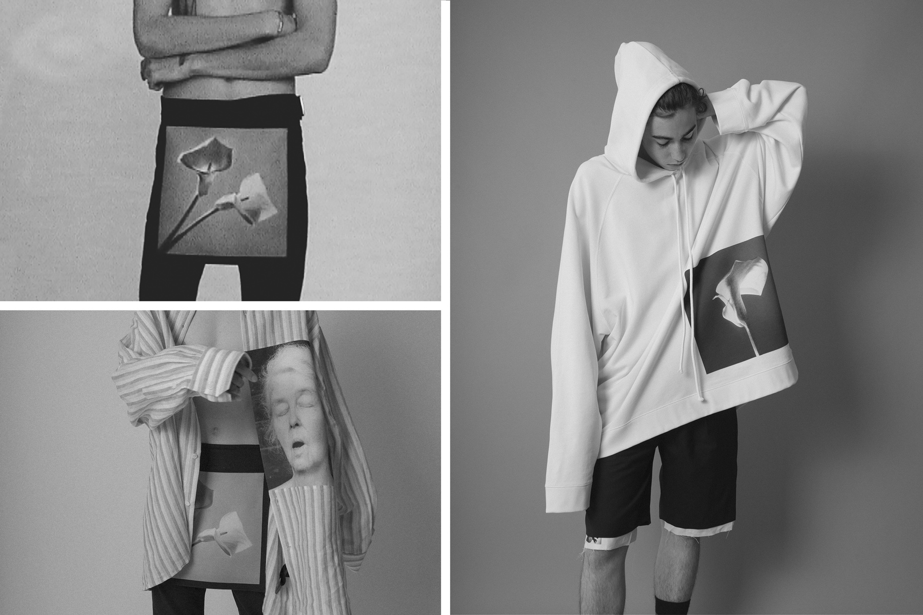 Union Los Angeles Deliver Raf Simons Spring/Summer 2017 Editorial