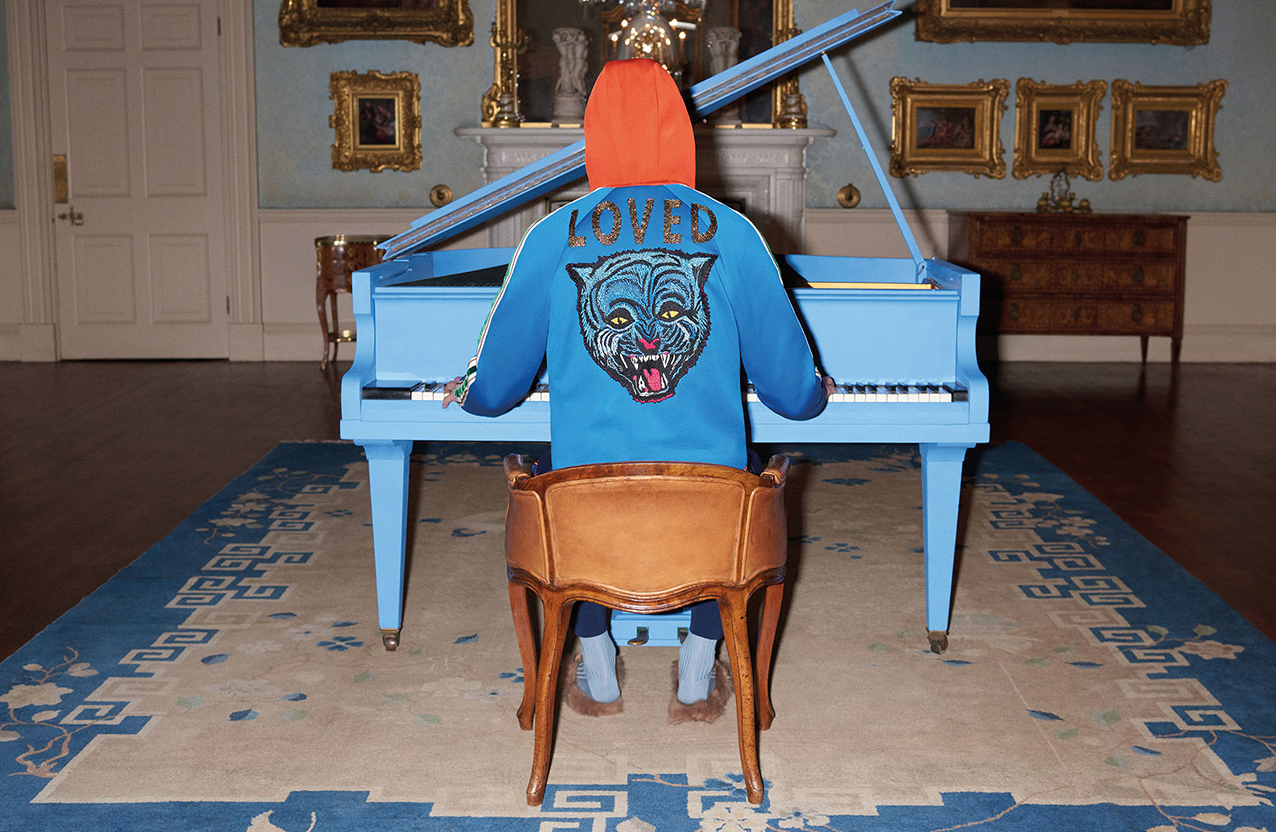 Coming Soon: MR PORTER x Gucci Exclusive Collection