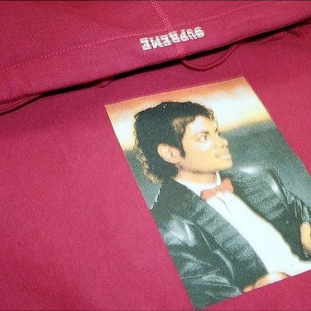 Leaked: Supreme and Michael Jackson Collaboration?