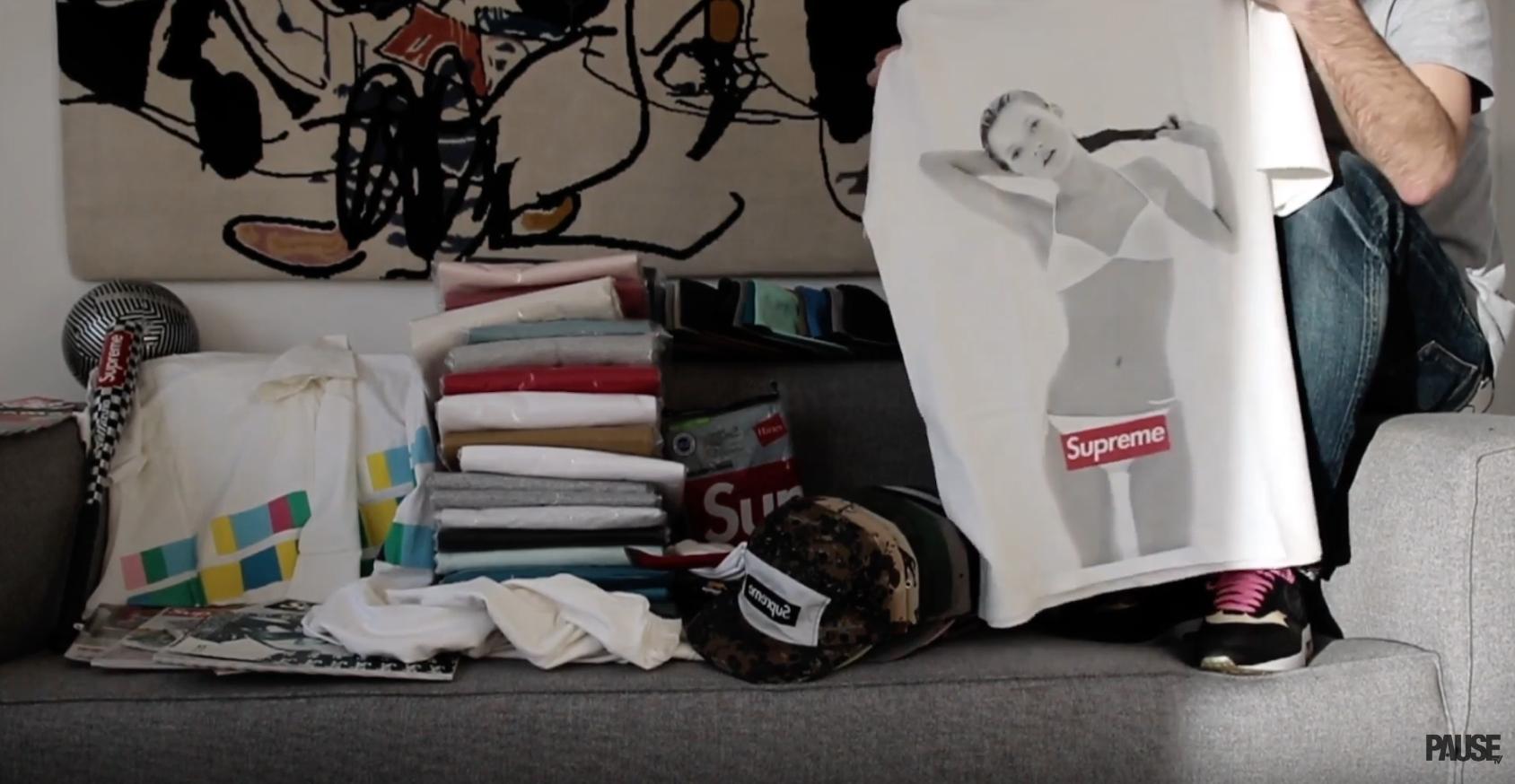 VIDEO: Supreme Collector Hates Bogo's