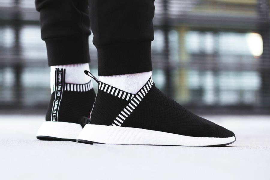 Check Out The New adidas NMD City Sock 2 Silhouettes