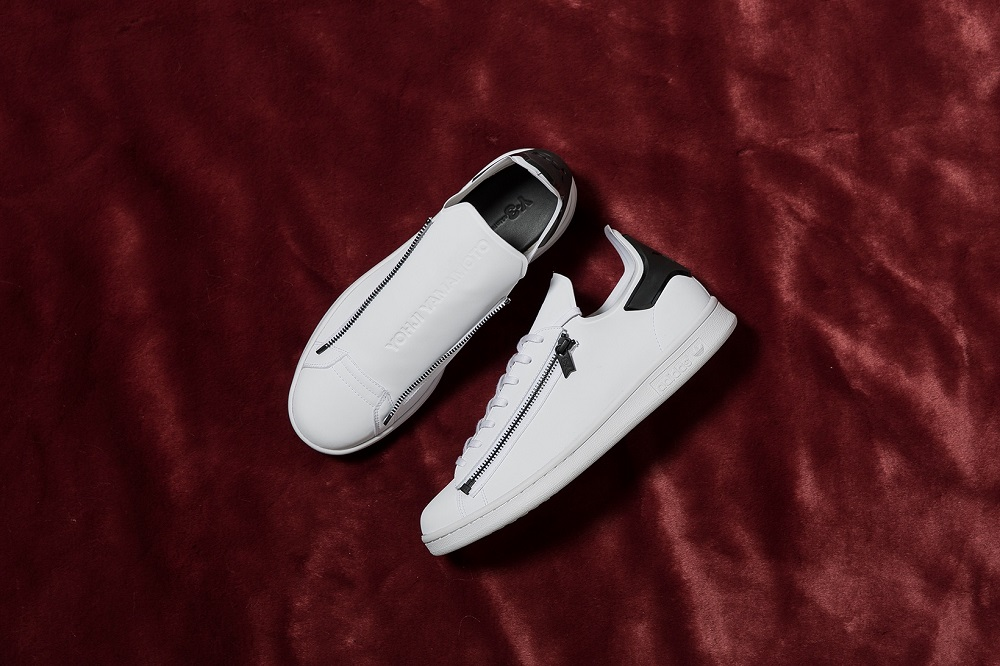 Y-3 Version of adidas Stan Smith Sneakers