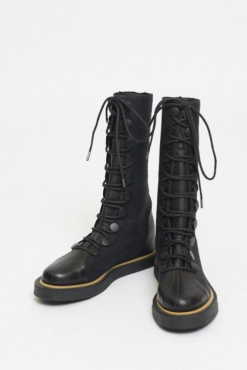 """Yohji Yamamoto And Adidas Release """"80's Punk Boots"""""""
