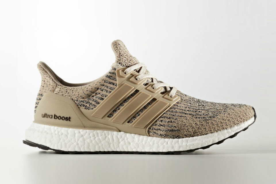 """Adidas Announce Ultra Boost 3.0 In """"Trace Khaki"""" Colourway"""
