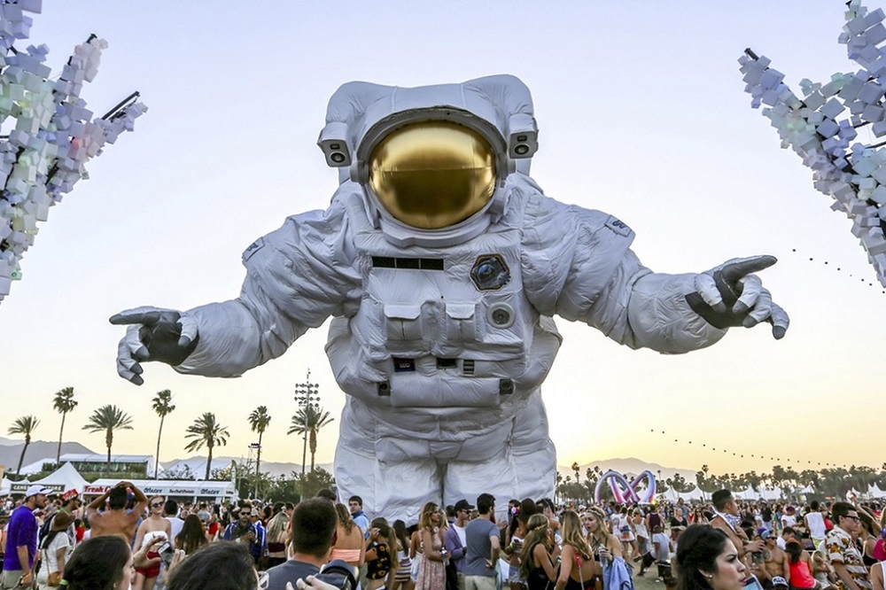 Coachella Valley Music and Arts Festival Schedule