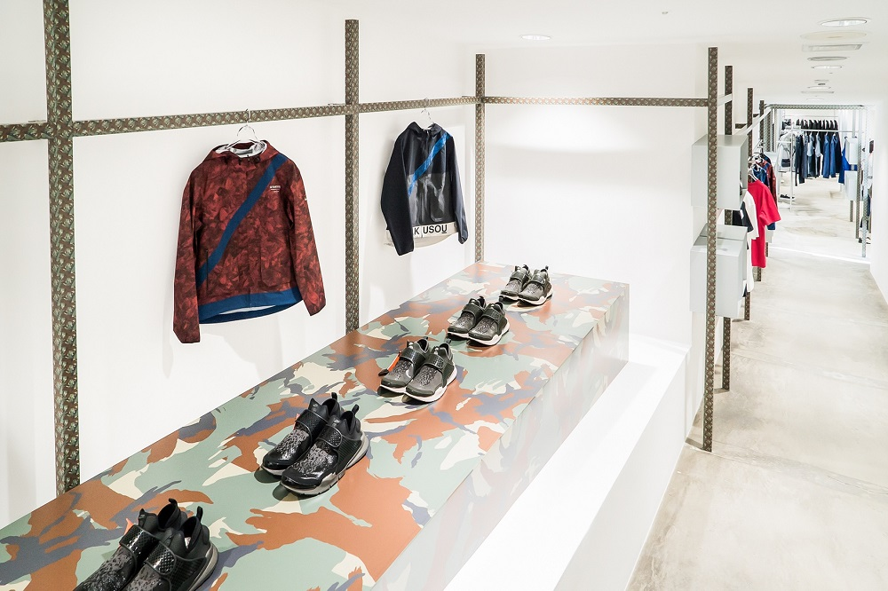 COMME des GARÇONS Seoul Flagship Store Relaunch